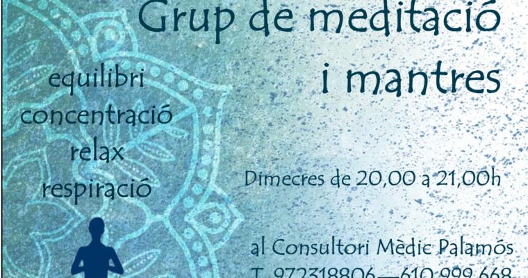 MEDITACIÓ I MANTRES